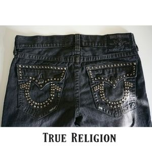 True Religion Studded World Tour Section Ricky